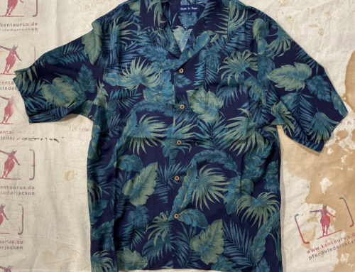 Fleurs de Bagne hawaii shirt banana flower