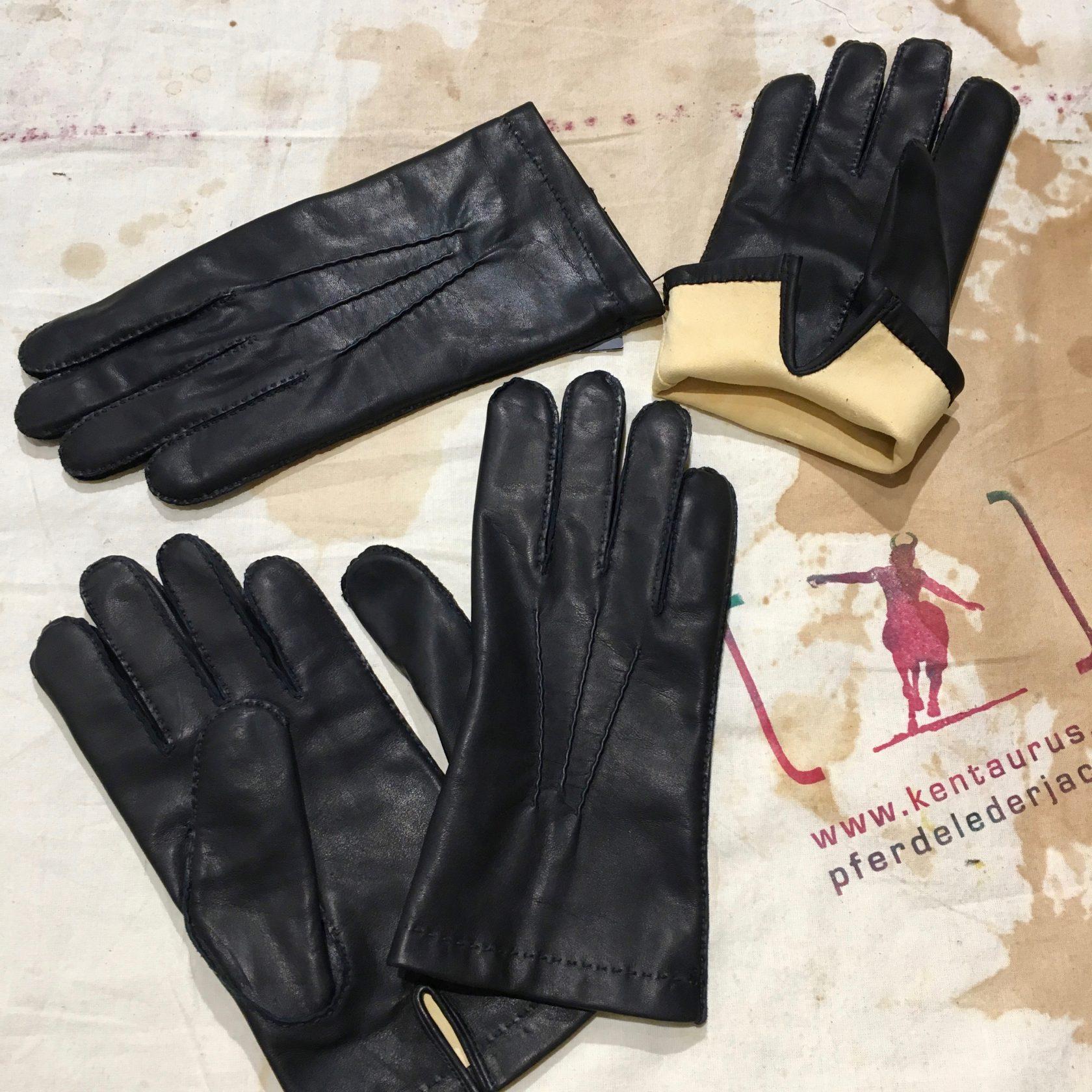 Eska Horsehide-Deerskin Gloves