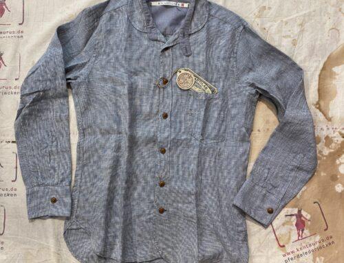 Scartilab 310SV288 Linen Shirt