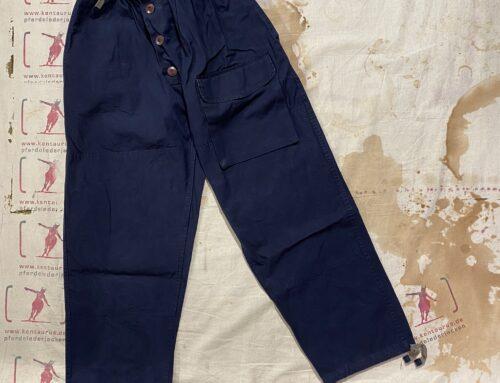 """Fleurs de Bagne Le Pantalon """"Submariner"""" Pant Navy"""