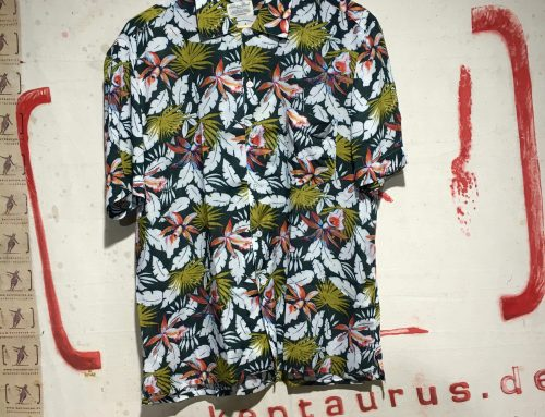 Salvatore Piccolo Hawaii shirt H-TC/TS05