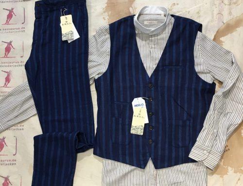A.B.C.L Japan vest & pant
