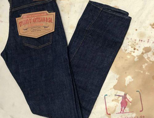 Studio D`Artisan  G-003 jeans