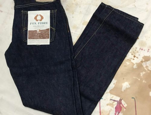 Studio D`Artisan Fox-001 coyote jeans