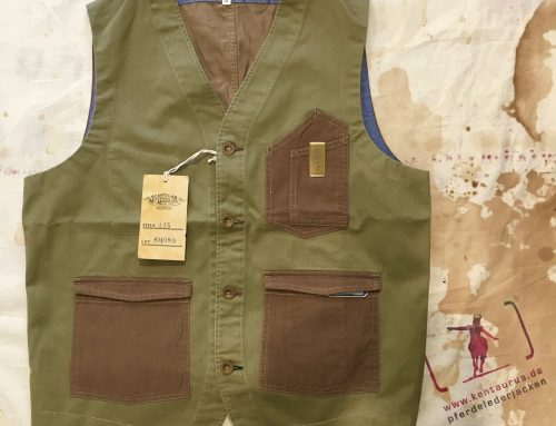 Scartilab 413SM980 Cotton Vest