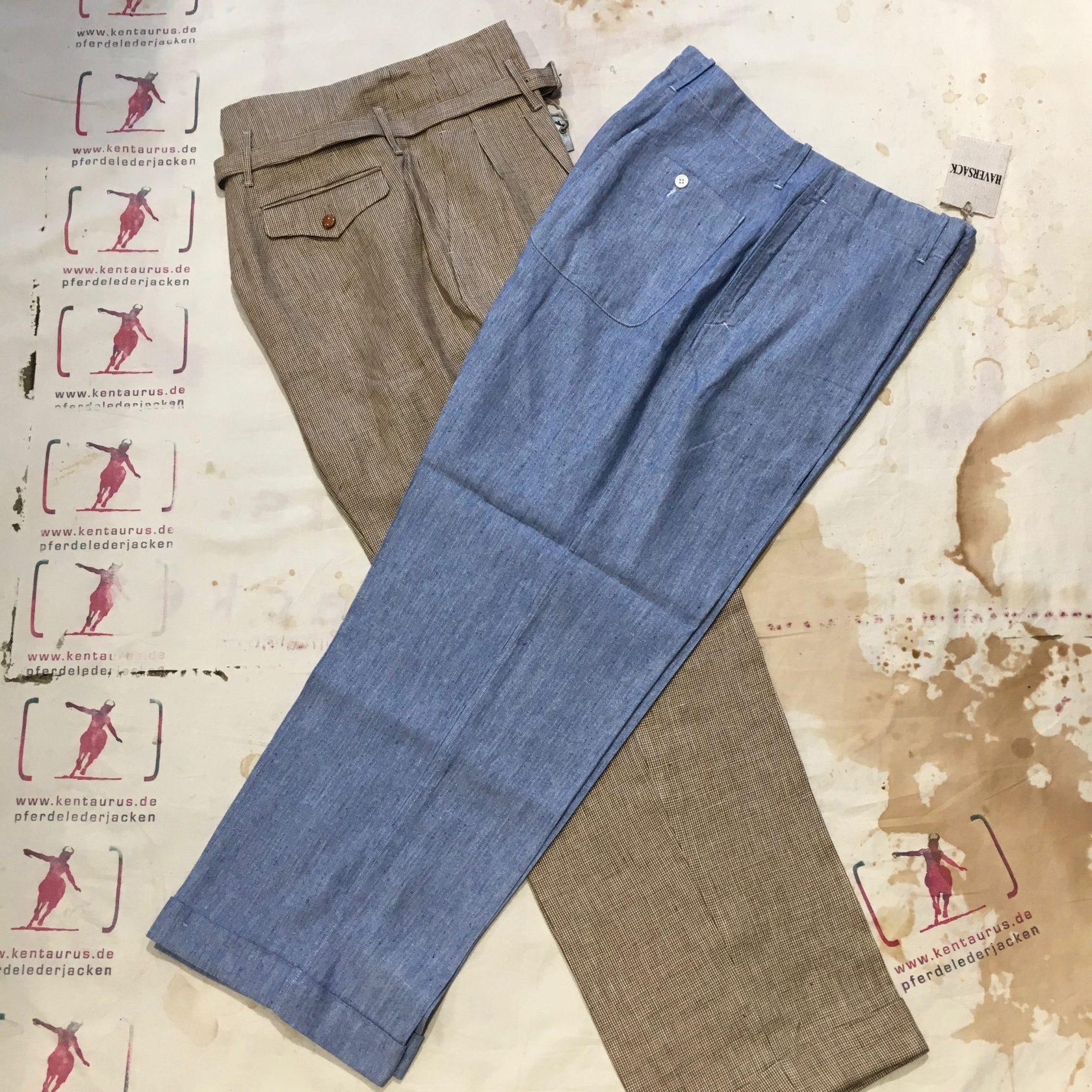Haversack wide leg pants