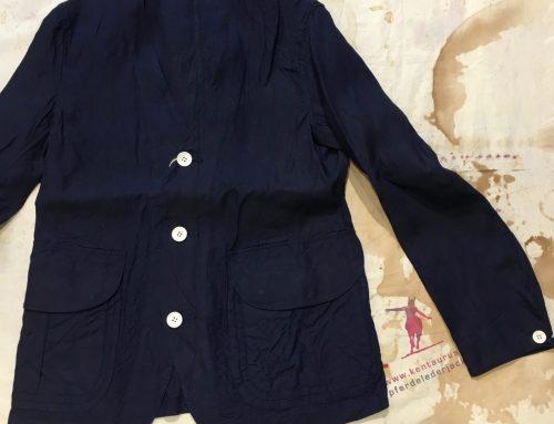 Haversack  linen jacket