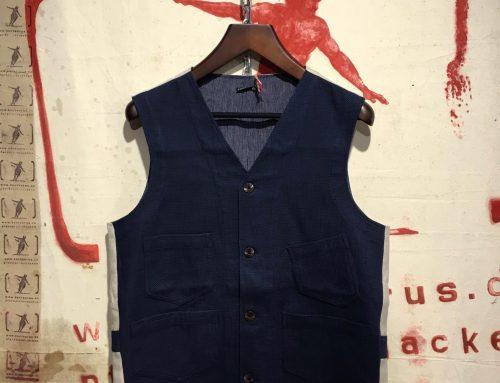 frank Leder SS17 cotton-vest