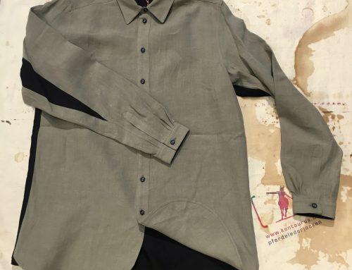 Frank Leder SS17 Leinenhemd