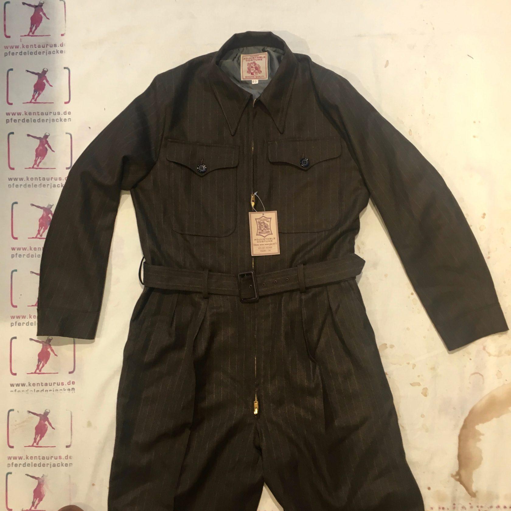 Adjustable Costume siren suit