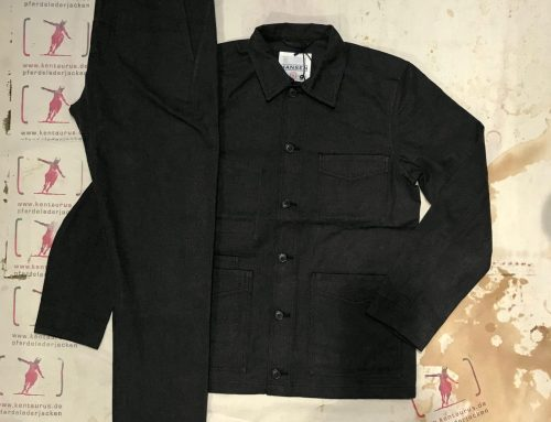 Hansen work suit coal
