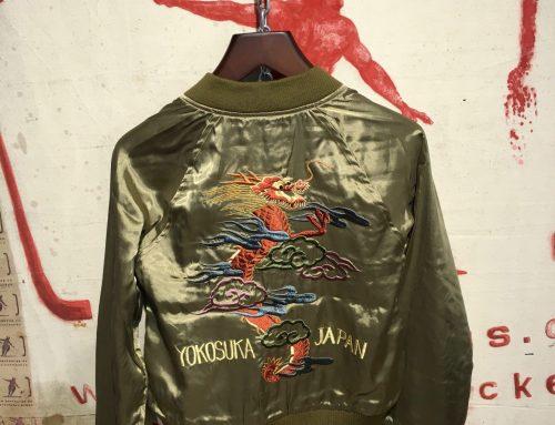 Stevenson Overall Souvenir Jacket