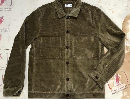 Tellason cord jacket