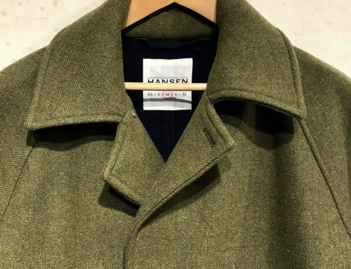 Hansen  winter coat Sigfred