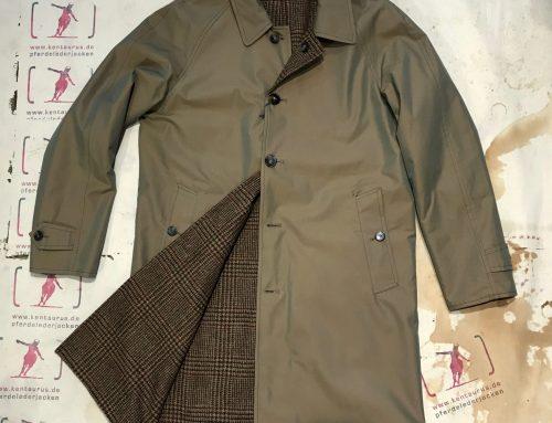 Landi   reversible coat Dean