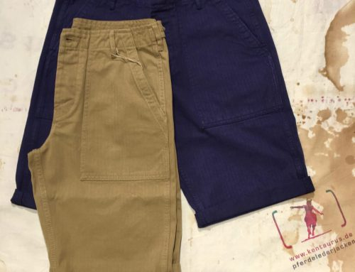 Pike Brother`s Shorts SS17