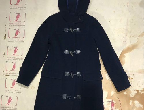 Saint James duffle coat