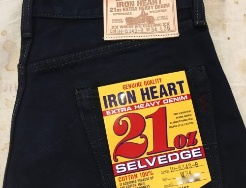 Iron Heart IH-634S-B 21oz