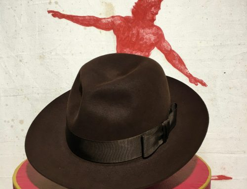 Christy's London Fedora brown