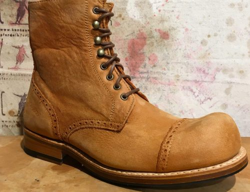 Hobo: charly derby tan