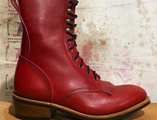 Hobo: american packer red