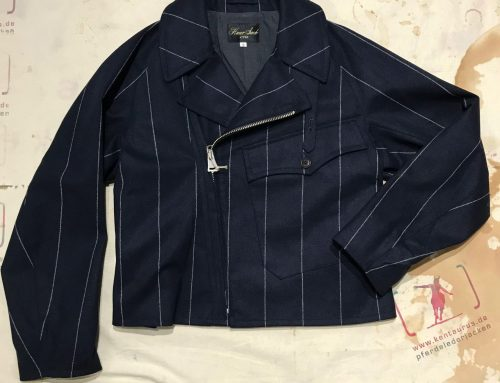 Haversack  wool jacket