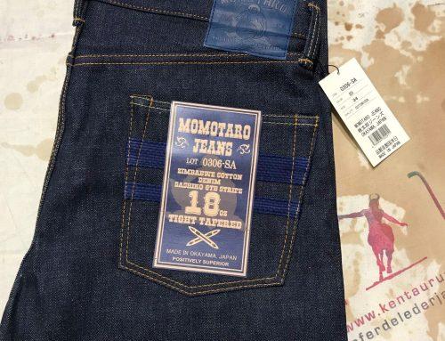 Momotaro  0306 18oz jeans