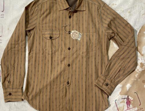 Scartilab herrenhemd 315SM973 ocker