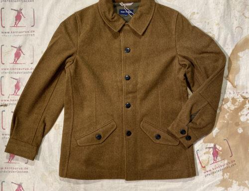 Fleurs de Bagne wool jacket M59