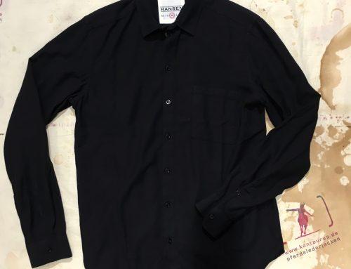 Hansen Henning shirt black