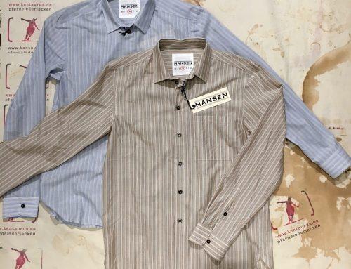 Hansen Henning shirts