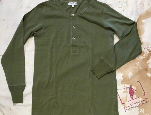 Merz b. Schwanen Shirt green