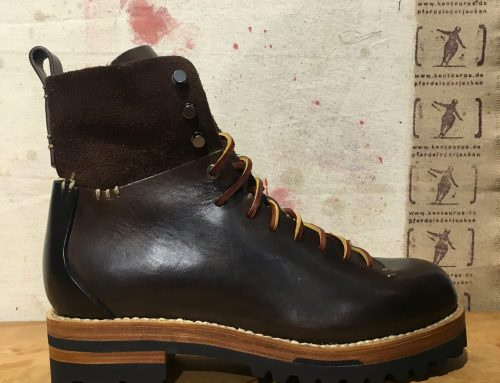 Feit: military hiker brown