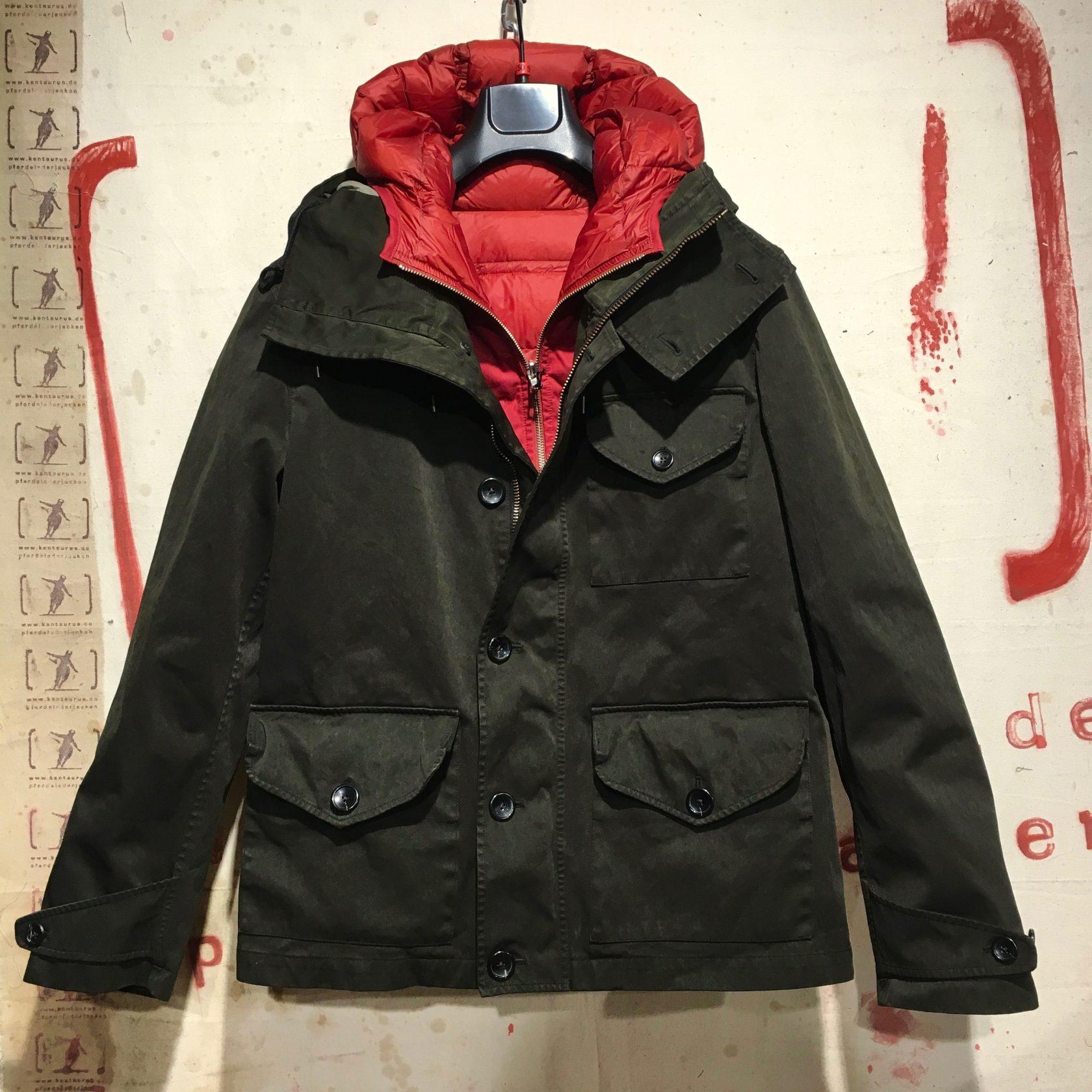 Ten C : navy jacket