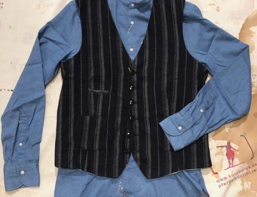 A.B.C.L. Japan shirt and vest
