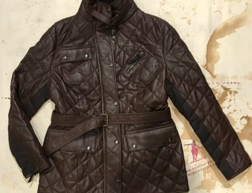 Kentaurus Stepper-Leder-Jacke