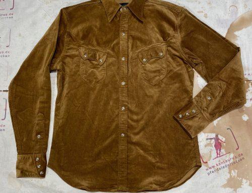 Stevenson Overall  cody shirt khaki