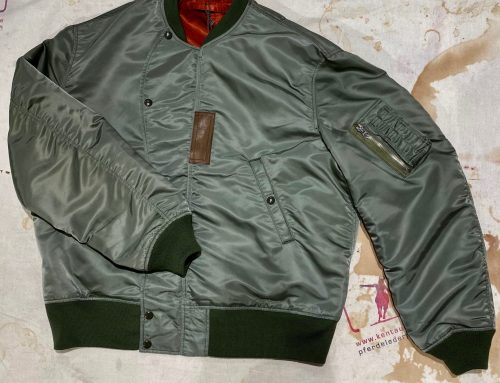 Stevenson Overall interceptor jacket sage green