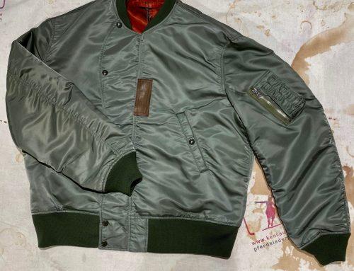 Stevenson Overall interceptor jacket sage green