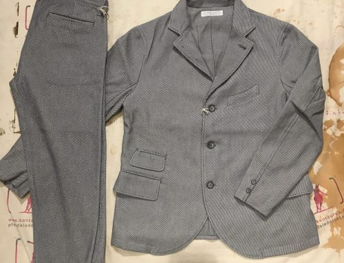 Momotaro/Setto Top Karsey Suit