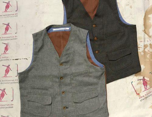Scartilab 403 SE260 wool vest