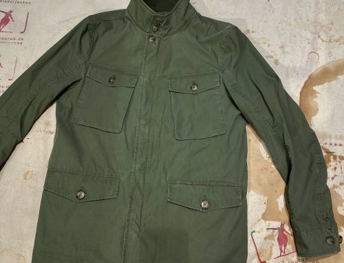 Baracuta field jacket
