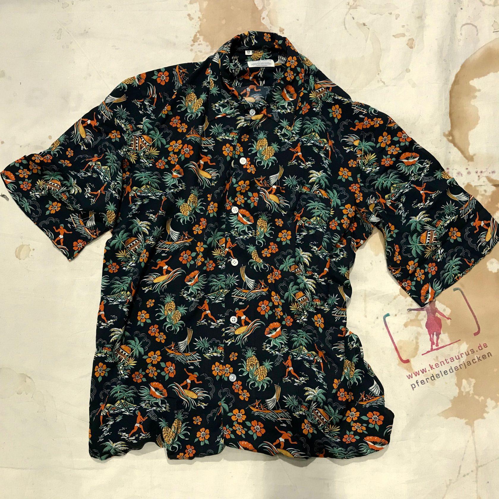 S.Piccolo Hawaii shirt