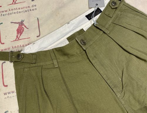 First Pat-rn landman man trousers sage