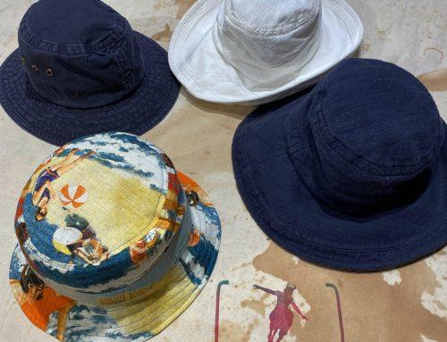 Stetson bucket hats