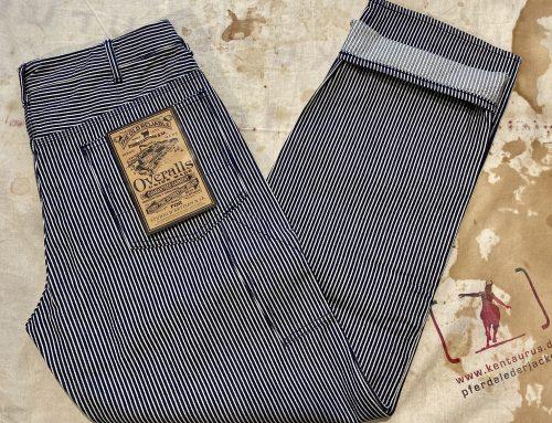 Studio D´Artisan 1802H OW Hickory Stripe Jeans