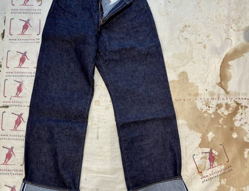 Studio D´Artisan SDL704 One Wash Jeans