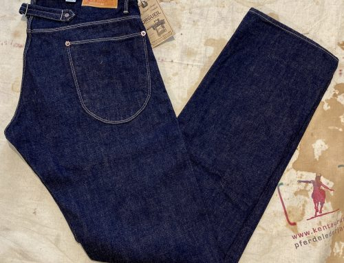 Orgueil  type 1001 one wash tailor jeans