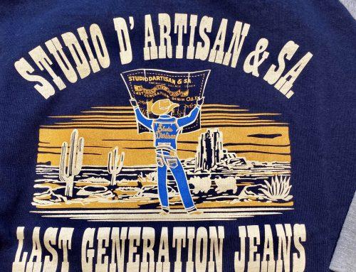 Studio D`Artisan t-shirt