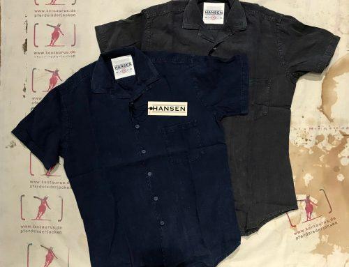 Hansen: Jonny short sleeve shirts